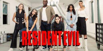 Resident Evil live-action Netflix series confirms cast, with Lance Reddick as Wesker