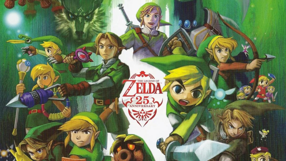 Rumor: GameStop to give away Zelda posters on Nintendo Direct day, and they expect huge influx of customers
