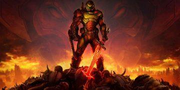 Rumors of Doomslayer in Super Smash Bros. Ultimate soar again