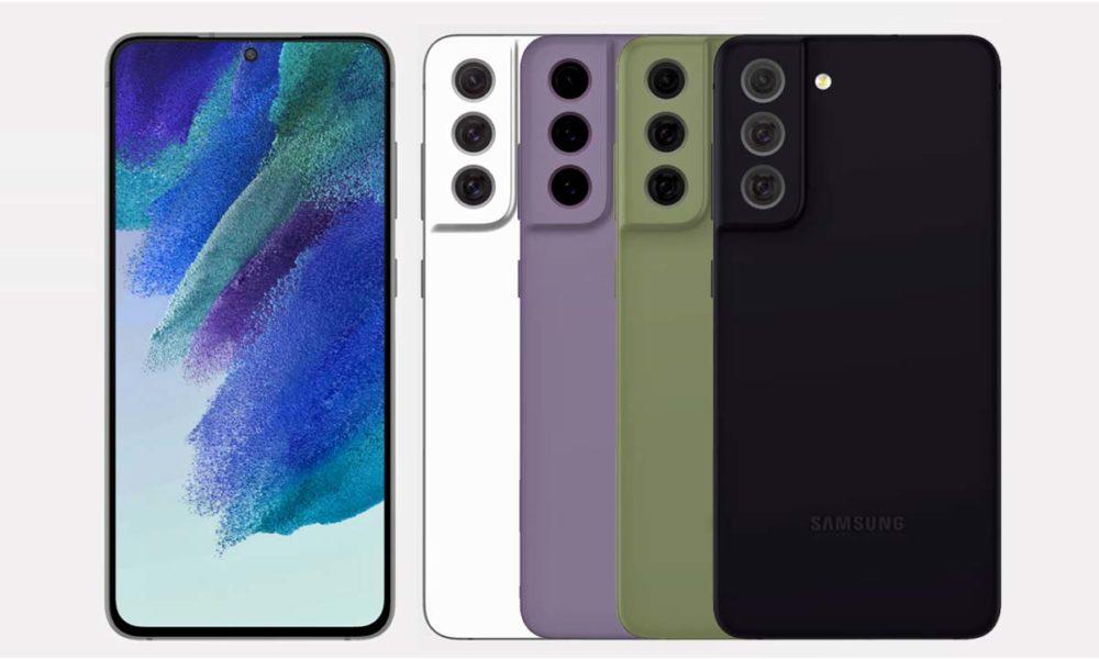 Samsung Galaxy S21 FE colores fecha y precio