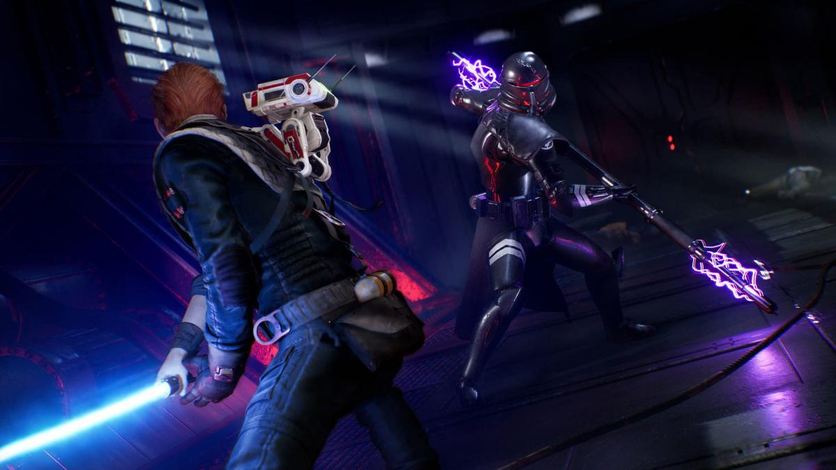 Star Wars Jedi Fallen Order for PS5 would launch this Friday, according to a recent report