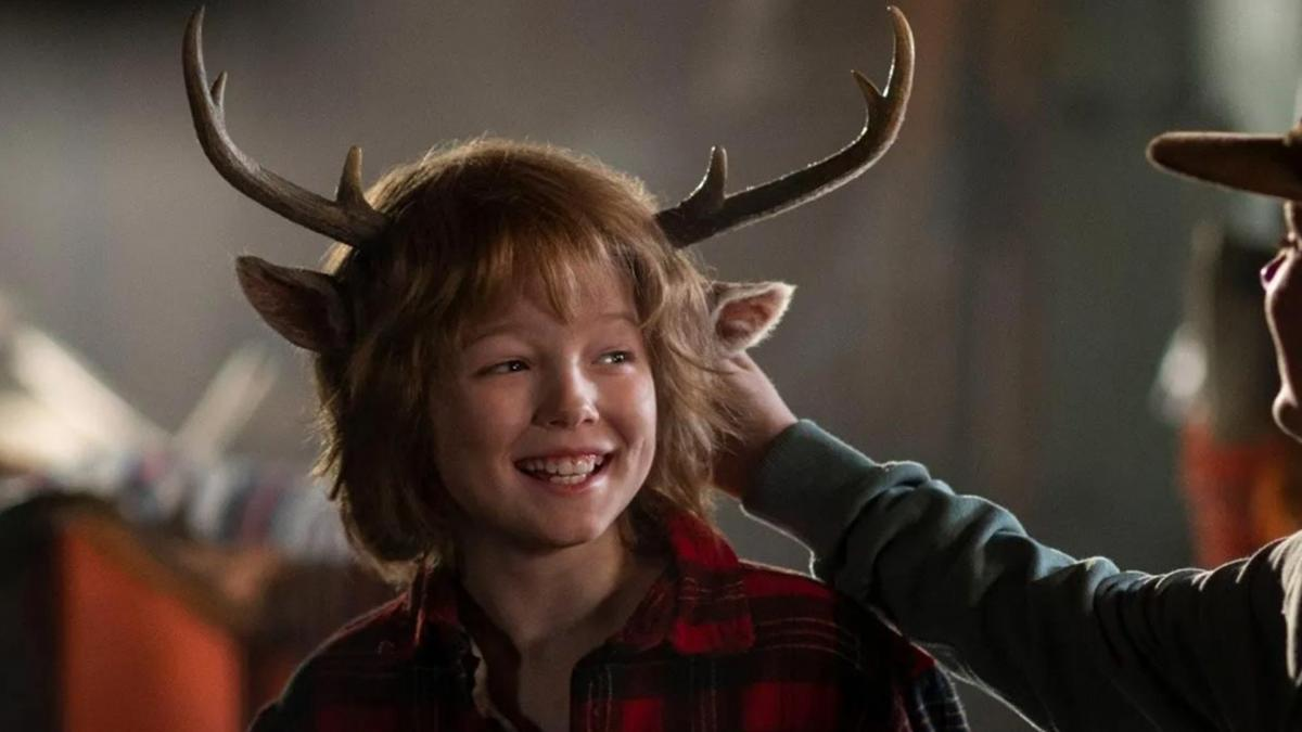 Sweet Tooth's goofy video: The deer boy with whom you will adore (more) the beloved Gus