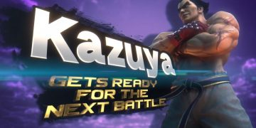 Tekken's Kazuya Joins Super Smash Bros. Ultimate as a New Playable Character in Fighter Pass Vol. 2