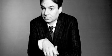 The Pentaverate is the new Netflix series with Mike Myers playing 7 characters