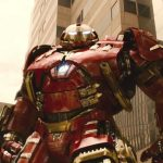 The brutal figure of the Iron Man Mark 44 armor, the Hulkbuster, can now be reserved