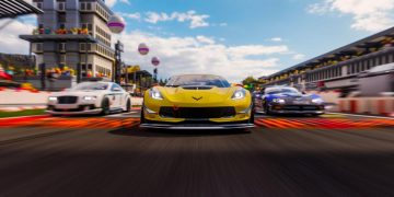 """The new Forza Motorsport for Xbox Series X and Series S will be """"a great generational jump"""", according to its creative director"""