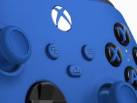 The new official controller for Xbox Series X, and ideal for PC, in brand new blue and white, for only 50 euros right now