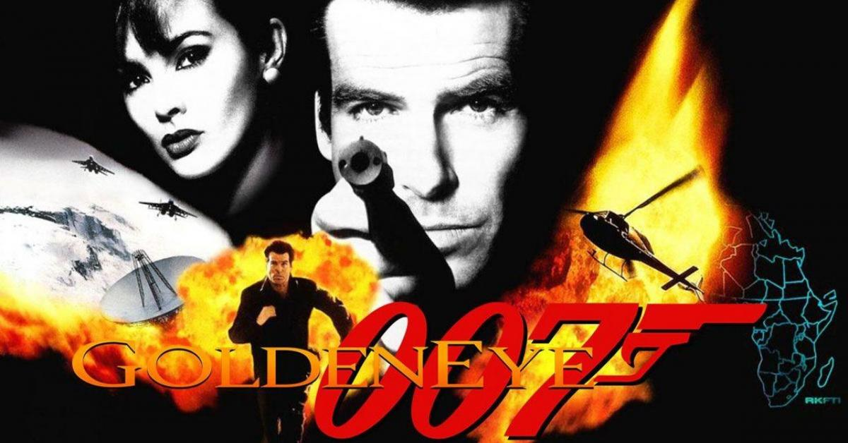 They recreate the Nintendo 64's Goldeneye 007 in Far Cry 5 after 1,400 hours and three years of work