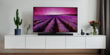 This LG 4K Smart TV works with nanoparticles that redefine color and costs 629 euros