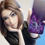 """This cosplayer """"becomes"""" Sam, the Samsung character who has caused a sensation"""
