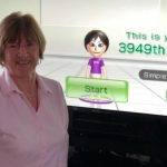 This grandmother is fitter than you, she's been playing Wii Fit for more than 10 years