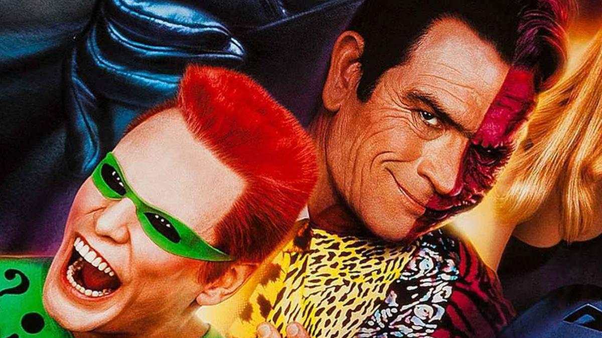 Tommy Lee Jones hated working with Jim Carrey on Batman Forever