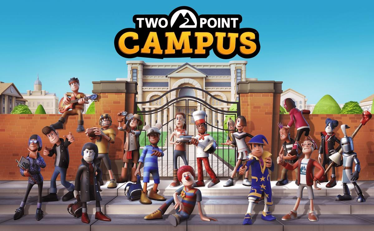 Two Point Campus announced, trailer for the new sim from the creators of Two Point Hospital