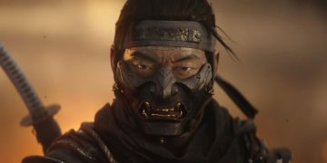 UFC champion honors Ghost of Tsushima by wearing Jin Sakai's samurai mask before a match