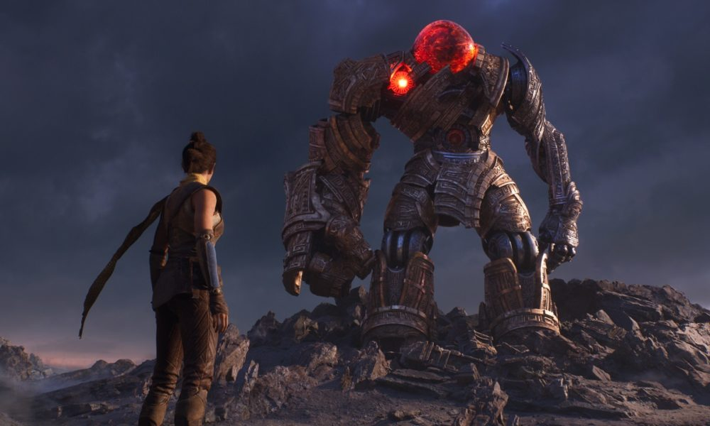 TSR Unreal Engine 5