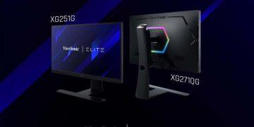 ViewSonic ELITE XG251G y ELITE XG251G Monitores Gaming