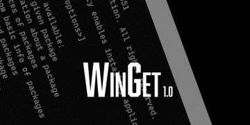 WinGet 1.0