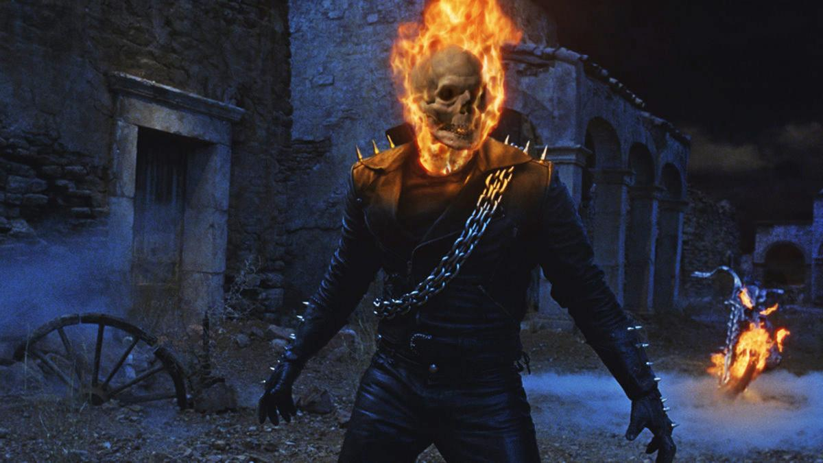 Zack Snyder denies he's preparing a Ghost Rider reboot for Marvel
