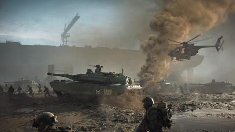 Battlefield 2042 embargo day 9 at 17:10