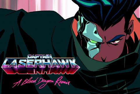 captain laserhawk blood dragon