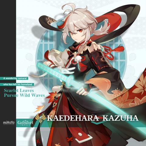 Genshin Impact Characters 1.6